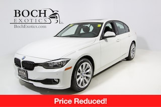 used luxury 2015 BMW 3 Series 320i xDrive Sedan for sale in Norwood, MA near Boston