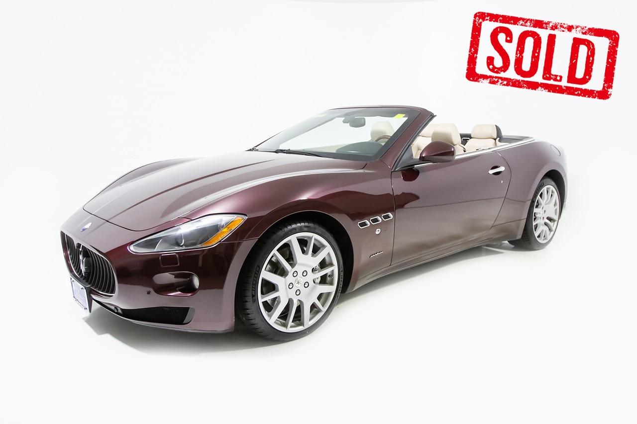 2011 Maserati GTC