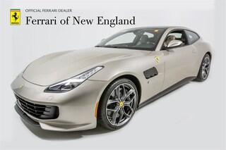 pre-owned luxury 2018 Ferrari GTC4Lusso T for sale in Norwood, MA near Boston
