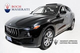 used luxury 2020 Maserati Levante S SUV for sale in Norwood, MA near Boston
