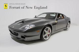 pre-owned luxury 2005 Ferrari Superamerica F1A Convertible for sale in Norwood, MA near Boston