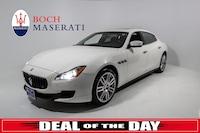 2016 Maserati Quattroporte Sedan