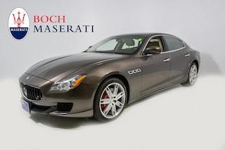 used luxury 2014 Maserati Quattroporte S Q4 Sedan for sale in Norwood, MA near Boston
