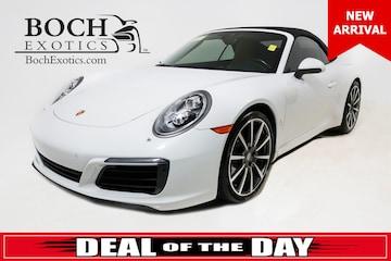 2017 Porsche 911 Cabriolet