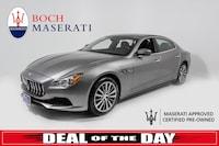 2017 Maserati Quattroporte Sedan