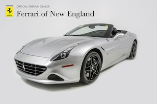 used luxury 2015 Ferrari California T Convertible for sale in Norwood, MA near Boston