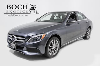 used luxury 2015 Mercedes-Benz C-Class C 300 Sedan for sale in Norwood, MA near Boston