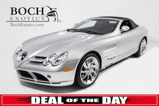 used luxury 2008 Mercedes-Benz SLR Mclaren Convertible for sale in Norwood, MA near Boston