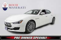 2018 Maserati Ghibli Sedan