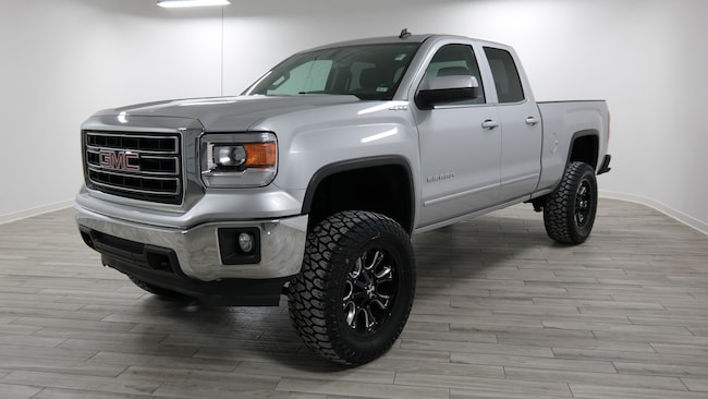 Used 2014 GMC Sierra 1500 SLE Value Package Truck Double Cab For sale in Eureka, MO