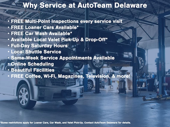 """AutoTeam Dealware is Better Business Bureau Accredited Business with an """"A+"""" rating, a Founding Member of Delaware's Better Business Bureau, ..."""