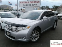 2012 Toyota Venza AWD Auto Bluetooth/PwrSeat/Alloys &GPS* Wagon