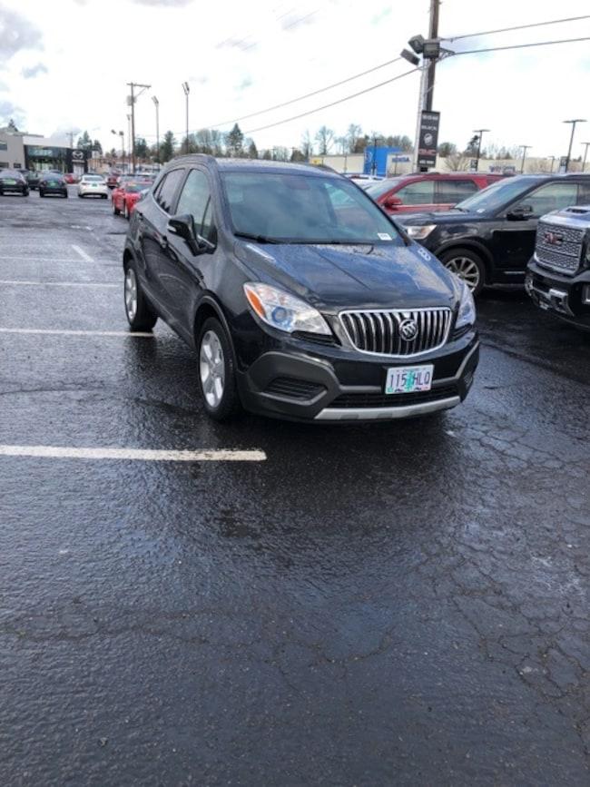 2015 Buick Encore Base SUV