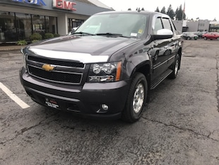 2011 Chevrolet Avalanche LT1 Truck Crew Cab