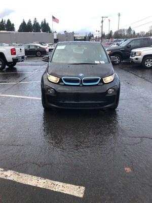 2016 BMW i3 with Range Extender