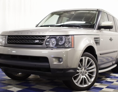 2011 Land Rover Range Rover Sport HSE AWD/ACCIDENT FREE/FULLY LOADED!! SUV