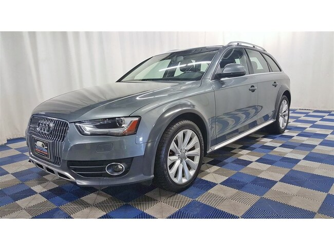 2014 Audi A4 allroad 2.0 Komfort AWD/ACCIDENT FREE/LEATHER/SUNROOF Wagon