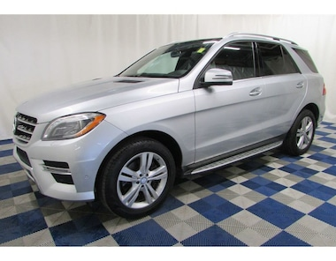 2013 Mercedes-Benz M-Class ML 350 BlueTEC 4MATIC AWD/LOADED!!! SUV