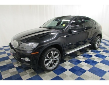2011 BMW X6 xDrive50i AWD/ACCIDENT FREE/REAR CAM/NAV/LOADED!! SUV