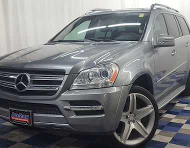 2012 Mercedes-Benz GL-Class 350 BlueTec AWD/CLEAN HISTORY/FULLY LOADED!! SUV