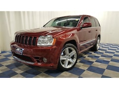 2007 Jeep Grand Cherokee SRT8 AWD/LEATHER/SUNROOF/DVD SUV