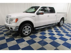 2010 Ford F-150 Lariat 4x4/ACCIDENT FREE/LEATHER/BACKUP SENSOR Truck