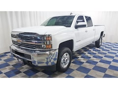 2016 Chevrolet SILVERADO 2500HD LT 4X4/ACCIDENT FREE/BLUETOOTH Truck Crew Cab