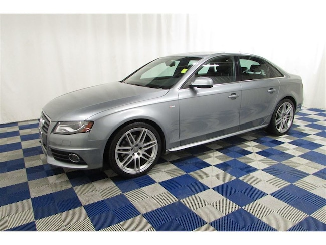 2010 Audi A4 2.0T Premium SLine AWD/NAV/REAR CAM/ACCIDENT FREE Sedan