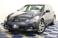 2012 INFINITI G37X Luxury - AWD/NAV/ROOF/REVCAM Sedan