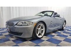 2006 BMW Z4 3.0si/LEATHER/MEMORY HTD SEATS Cabriolet