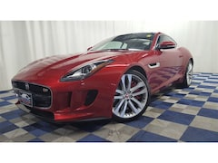 2015 Jaguar F-Type S ACCIDENT FREE/NAV/LEATHER Coupe