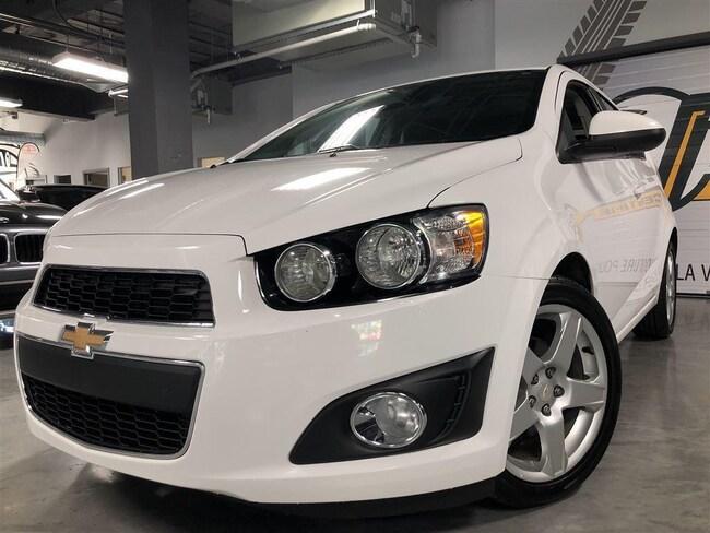 2016 Chevrolet Sonic LT -  CAMERA - TOIT OUVRANT Hatchback