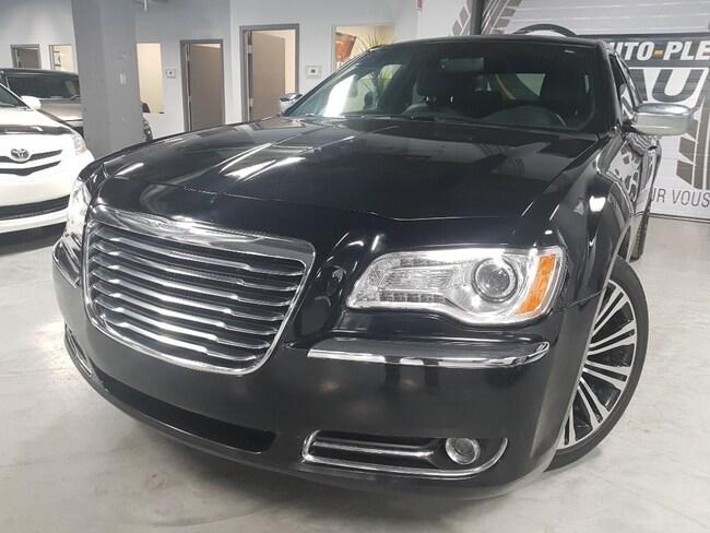 2014 Chrysler 300 Touring NOIR SUR NOIR! Sedan