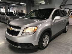 2012 Chevrolet Orlando SUV