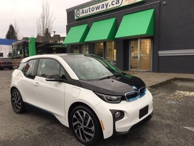 2016 BMW i3 Tera   Suite   Nav+Tech Hatchback