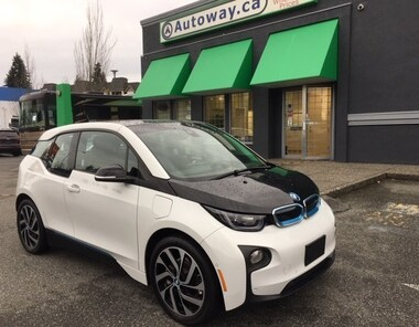 2016 BMW i3 Tera | Suite | Nav+Tech | Harmon Kardon Sound Hatchback