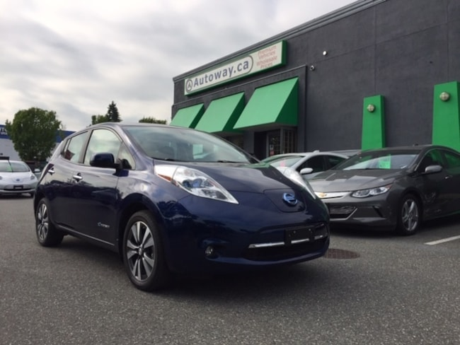 2016 Nissan LEAF SL Hatchback