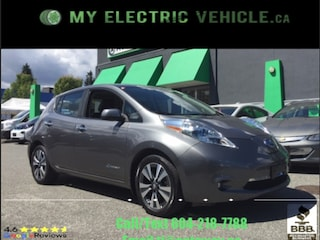 2015 Nissan LEAF SV Quick Charge Port Hatchback