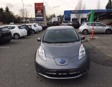 2015 Nissan LEAF SV Quick Charge Port Hatchback