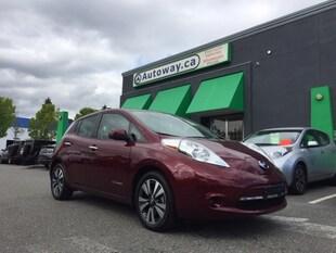 2017 Nissan LEAF SV Hatchback