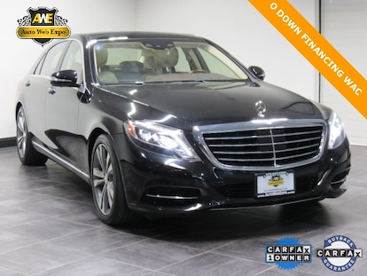 Used 2016 Mercedes-Benz S-Class For Sale at Auto Web Expo | VIN