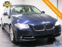 2015 BMW 528i 528i Sedan