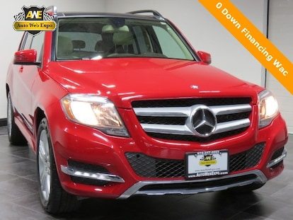 Used 2015 Mercedes-Benz GLK-Class For Sale at Auto Web