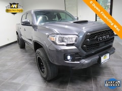 2018 Toyota Tacoma TRD Sport 4WD V6 Truck Double Cab