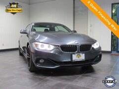 2017 BMW 430i 430i Convertible