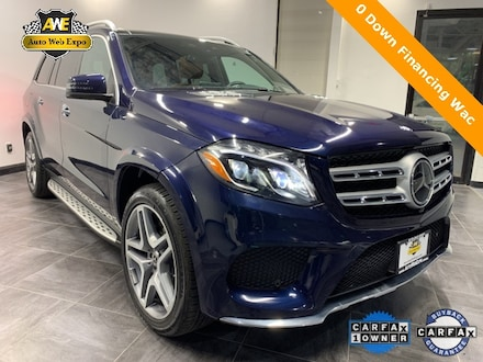 2017 Mercedes-Benz GLS 550 GLS 550 4matic® SUV