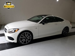 2017 Mercedes-Benz AMG C 43 C 43 AMG® 4matic® Coupe
