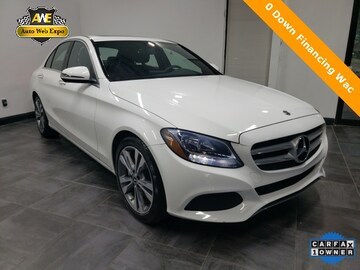 2018 Mercedes-Benz C-Class Sedan