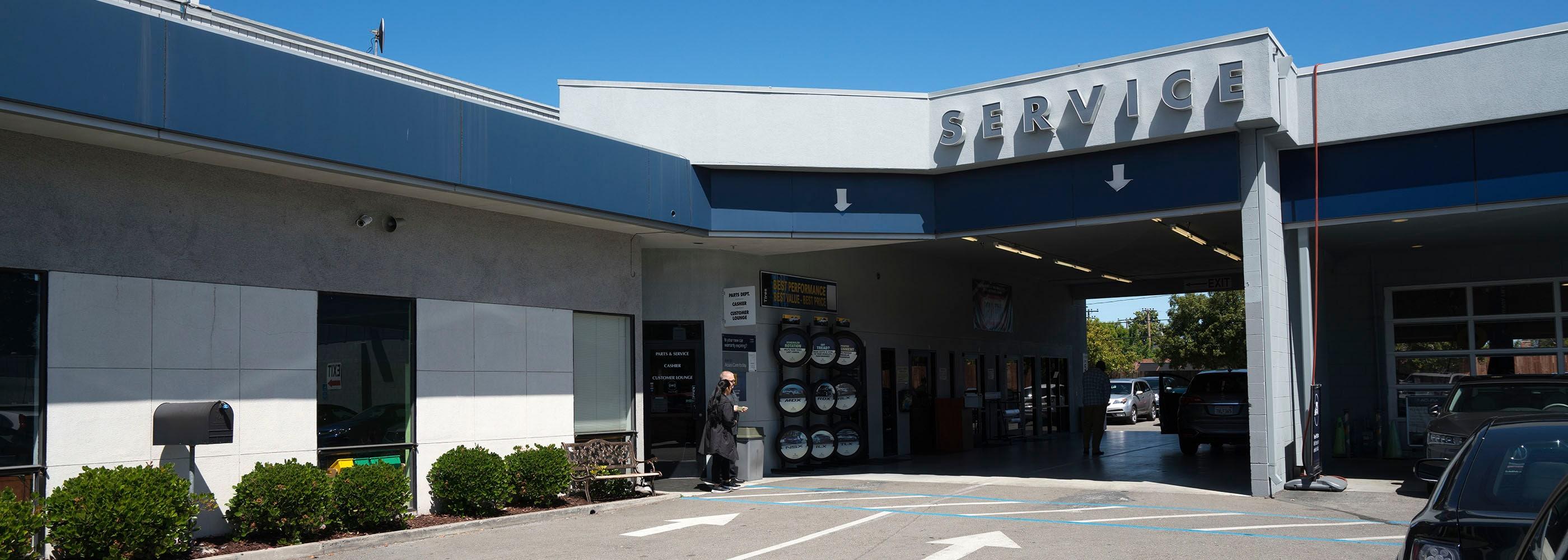 Acura Service Center
