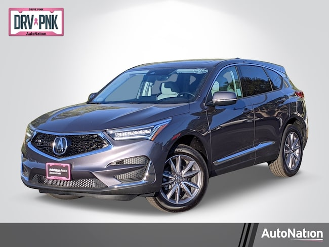 2021 Acura RDX SH-AWD with Technology Package SUV